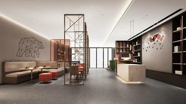 设计巨头HBA倾力打造,柏曼酒店开启高溢价投资窗口