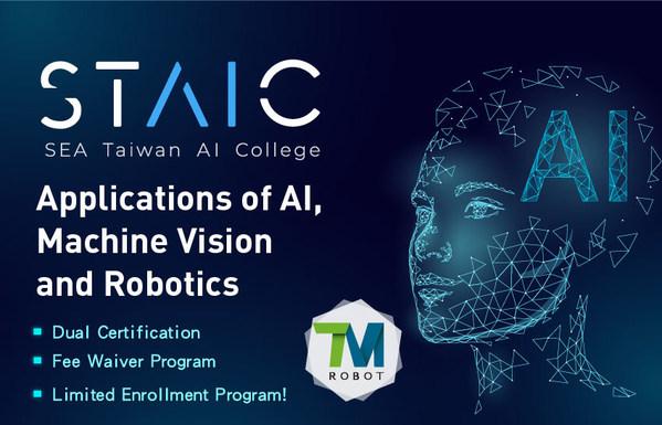 Techman Robot to provide free AI course in Southeast Asia