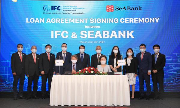 國際金融公司與越南SeABank達成合作