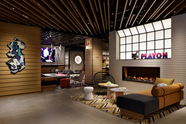 This summer, the opening of Japan's fourth Moxy Hotel, Moxy Kyoto Nijo is expected to add a stylishly playful twist to Kyoto's bar and social scene, celebrating youthful nonconformity, open-mindedness, and originality above all.
