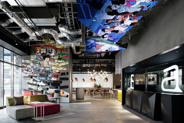 Marriott International celebrates another milestone in Japan with the opening of the company's 70th property in the country, Aloft Osaka Dojima.