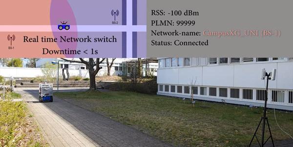 德国TUK大学成功试验了在私有网络中部署eSIM