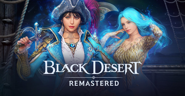 Master of Seas, New Corsair Class Now Available on All Platforms of Black Desert