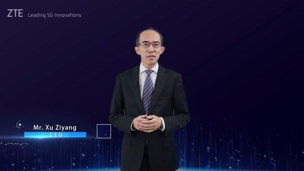 ZTEのXu Ziyang最高経営責任者:デジタル化を加速し、インテリジェンスを与える