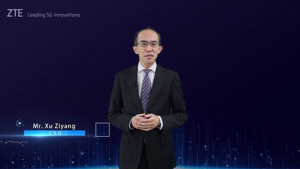 ZTE CEO Xu Ziyang: Fuel the Digitalization, Endow with Intelligence