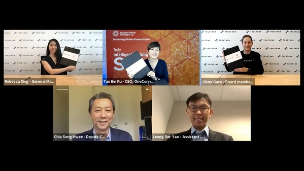 Trustana forms strategic collaboration with OneConnect to facilitate growing trade opportunities between Singapore and China SMEs