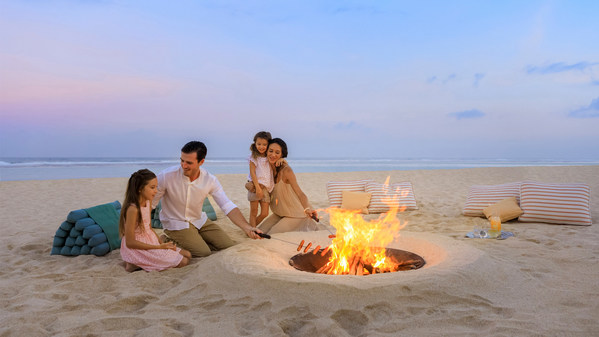 Unforgettable Family Vacation at The Ritz-Carlton, Bali