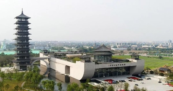 Yangzhou China Grand Canal Museum officially Opens --