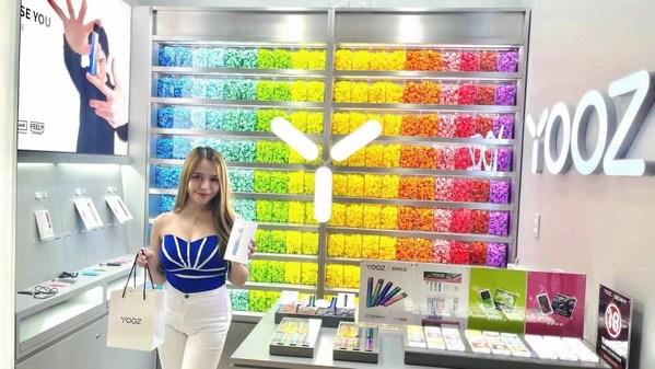 YOOZ SM San Lazaro store