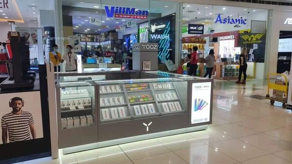YOOZ SM Mall of Asia store