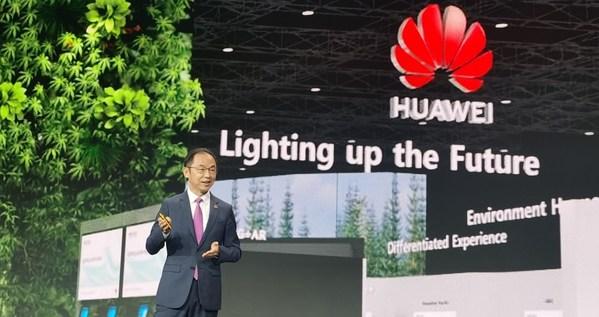ファーウェイのRyan Ding氏:現在進行中のイノベーションはあらゆる業界の未来を明るくする
