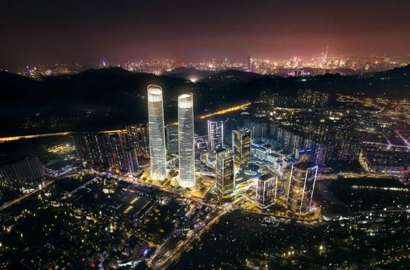 深圳星河WORLD实景图