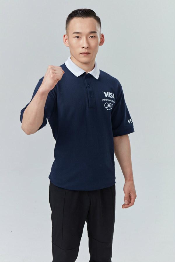 中国体操运动员肖若腾