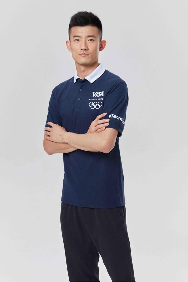 中国羽毛球运动员谌龙