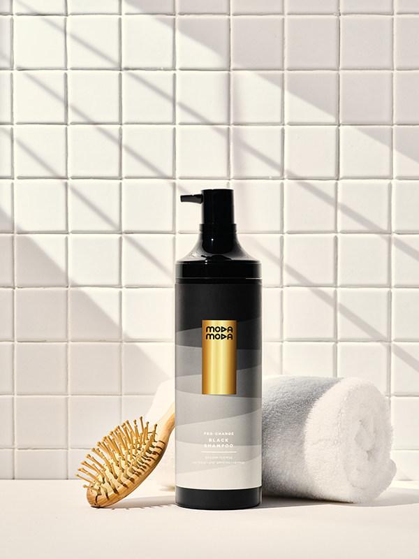 MODA MODA Shampoo Recorded the highest amount of funding among all shampoo categories available on Kickstarter