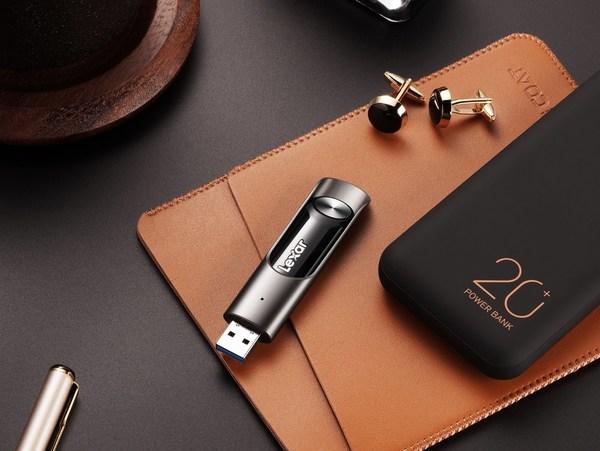 Lexar雷克沙JumpDrive P30 USB Gen1闪存盘新品首发