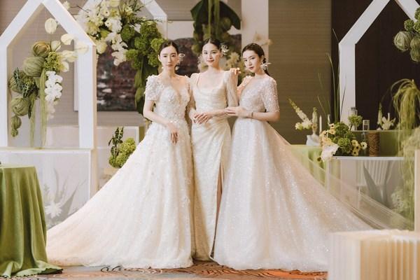2021首届金鹰新娘时尚潮流婚礼秀完美落幕,共赴浪漫之约