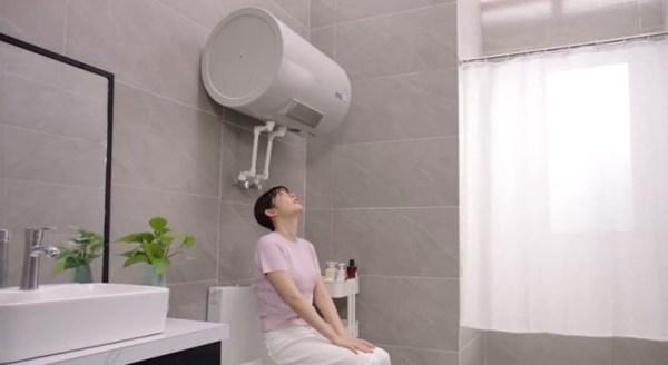 """""""银色情人节""""小情调:A.O.史密斯薄型速热电热水器让你""""浴""""到惊喜"""