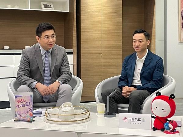 招商信诺人寿携手奥运冠军杨威为儿童健康成长助力