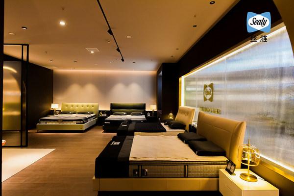 享誉全球的高端床垫品牌丝涟创立于1881年