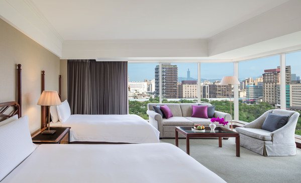Change Scenery with a Gourmet Foodie Workation at Regent Taipei