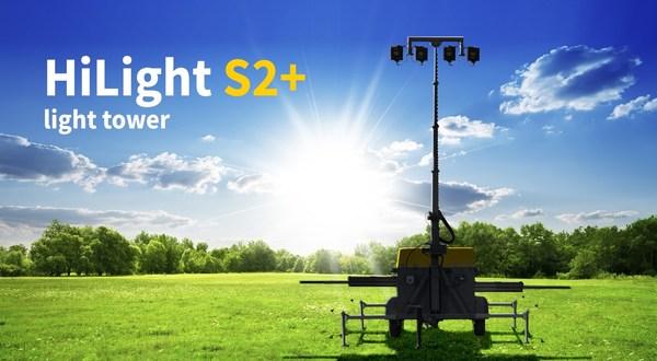 阿特拉斯科普柯HiLight S2+太阳能照明灯车带来夜间照明新体验