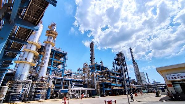 Sinopec, 중국 최초의 메가톤 규모 탄소 포집 프로젝트 출범
