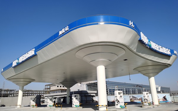 Air Liquide's technology chosen for the world's largest hydrogen station in Beijing, China