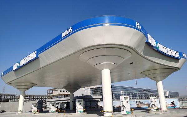 液化空气氢能技术助力位于北京的全球最大加氢站