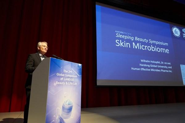 LANEIGE Hosts 'Sleeping Beauty' Science Symposium