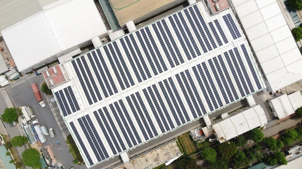 LONGi and Solar Electric Vietnam (SEV) complete large commercial PV installation