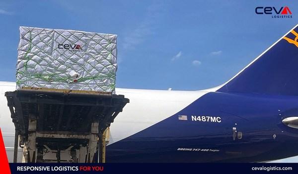 CEVA Logistics开通仁川-无锡-芝加哥航线