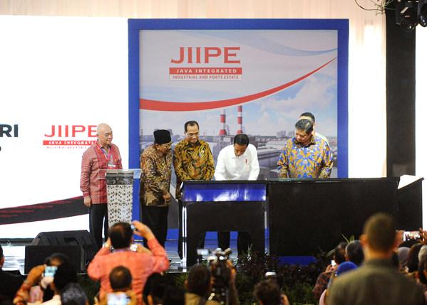 印尼工业4.0:JIIPE被维多多总统指定为经济特区