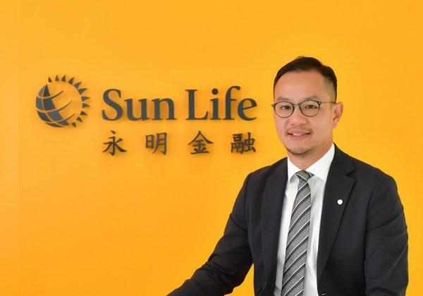 香港永明金融有限公司行政總裁林嘉言表示,昇暉保障計劃保障摯親財務安穩,締造無憂未來。