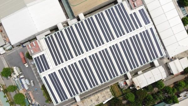 LONGi và Solar Electric Việt Nam (SEV) hoàn thành lắp đặt hệ thống điện mặt trời mái nhà (PV) quy mô lớn