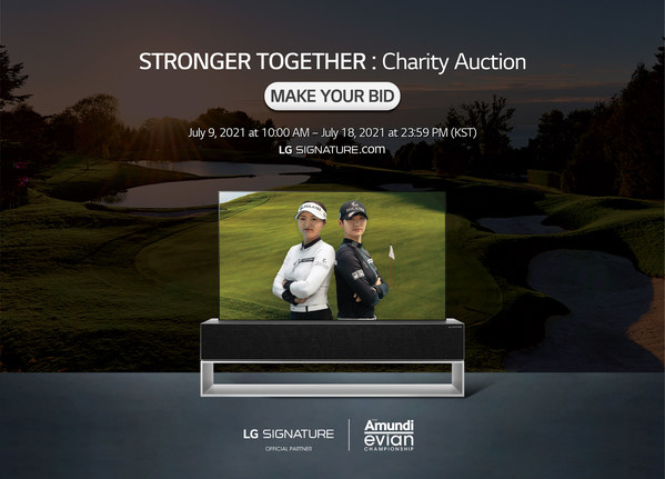 LG SIGNATURE Supports Worthy Cause With