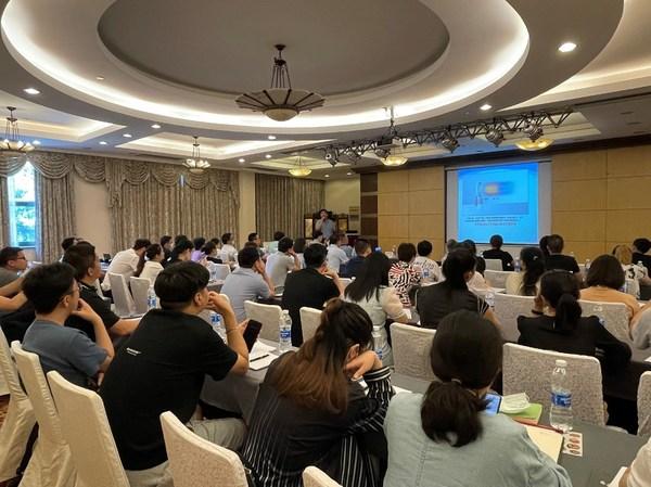 CIAA成立上海办事处并开展合规宣传主题培训