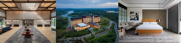 绵阳首开喜来登酒店于仙海湖畔璀璨启幕