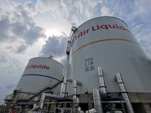 Air Liquide to build and operate for Shagang a low carbon gas plant which is also the world's largest for the steel industry