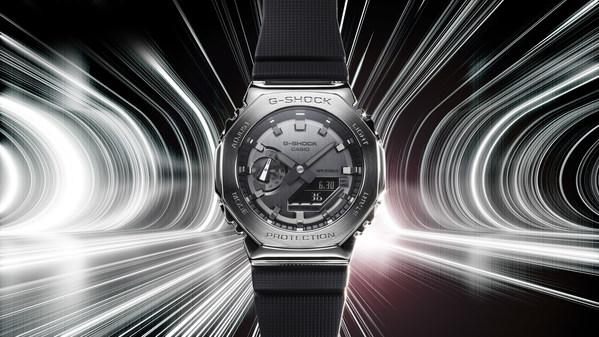 Casio ra mắt G-SHOCK với vành bezel kim loại hình bát giác