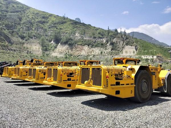 明利矿业与安百拓共同签署战略合作协议