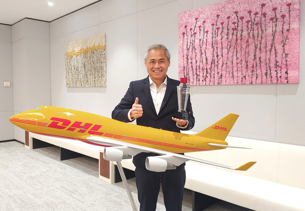 DHL Express Hong Kong awarded by Great Place to Work (R) institute for 6th consecutive year