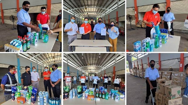 P&G pledges an additional S$3.1 million worth of Care Packs to the Migrant Workers Centre in Singapore amid the COVID-19 pandemic