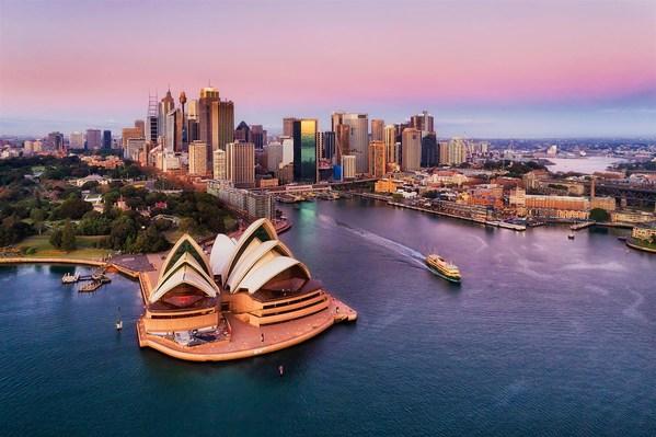 가이드포인트, 호주 시드니에 신규 글로벌 지사 개소 축하