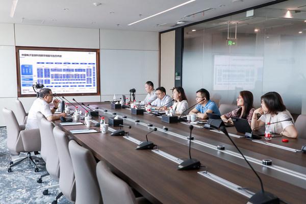 中电金信研究院亮相2021WAIC 方滨兴院士:从产品中锻造技术能力