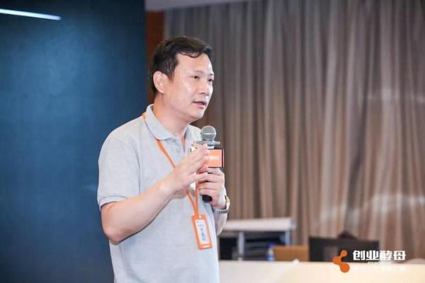 创业酵母创始人-俞朝翎(俞头)老师