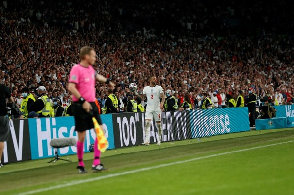 ไฮเซ่นส์ สร้างความตื่นตาในการแข่งขันฟุตบอล EURO 2020 ขณะที่ยอดส่งมอบ Laser TV โตกว่า 10 เท่าในช่วงครึ่งแรกของปีนี้