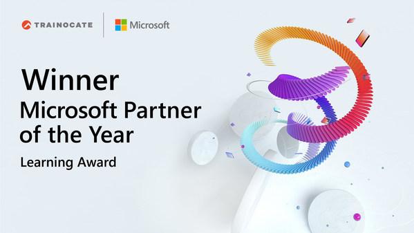 Trainocate Holdings荣获2021微软年度合作伙伴奖