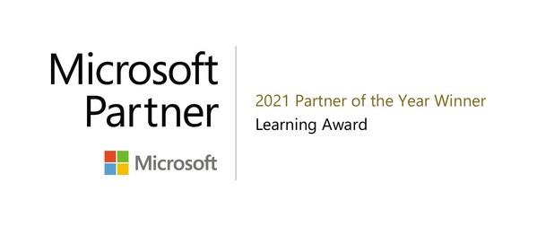 微软年度合作伙伴奖