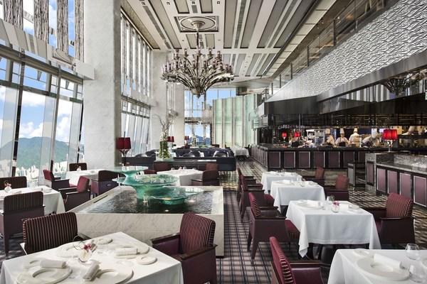 香港丽思卡尔顿酒店-Tosca di Angelo